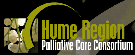Hume Region Palliative Care Consortium Logo
